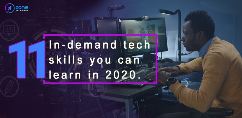 11 In-demand Tech Skills You Can Learn in 2020